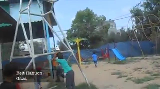 Video: Portare un sorriso tra i bambini di Gaza: la missione di Marco Rodari