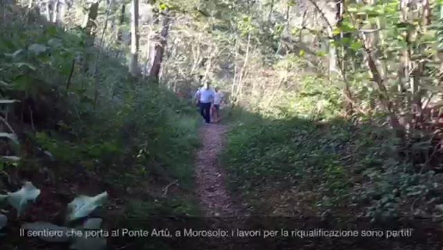 Video: Ponte Artù, via ai lavori di riqualificazione