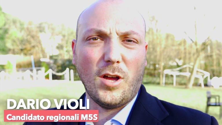 Video: Dario Violi a Varese per la campagna elettorale del M5S