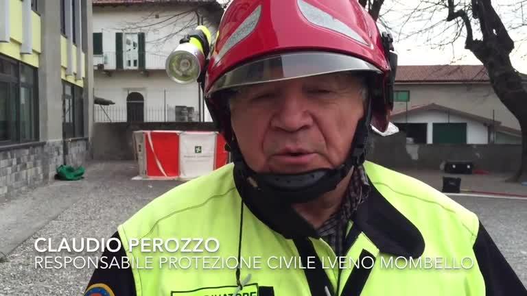 Video: La protezione civile di Laveno Mombello