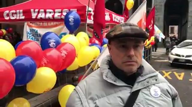 Video: Cgil, i motivi della mobilitazione referendaria