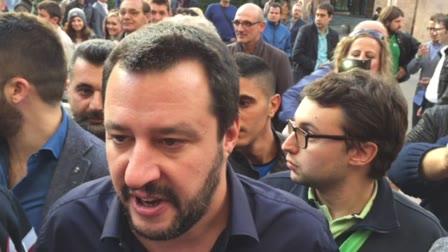 """Video: Salvini a Varese: """"I candidati saranno della Lega"""""""