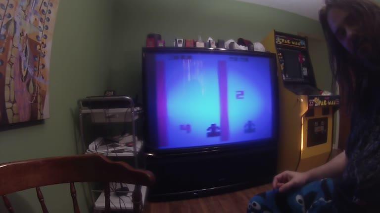 Atari 2600 / VCS - Street Racer - NTSC - Game 21, Difficulty B - 99 - william rosa