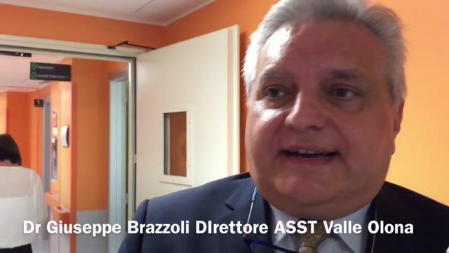 Video: La nuova neurologia dell'ospedale di Saronno