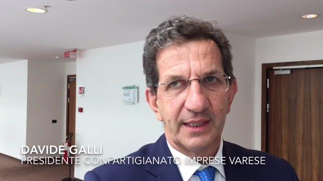 Video: Confartigianato, le imprese e il territorio di Varese