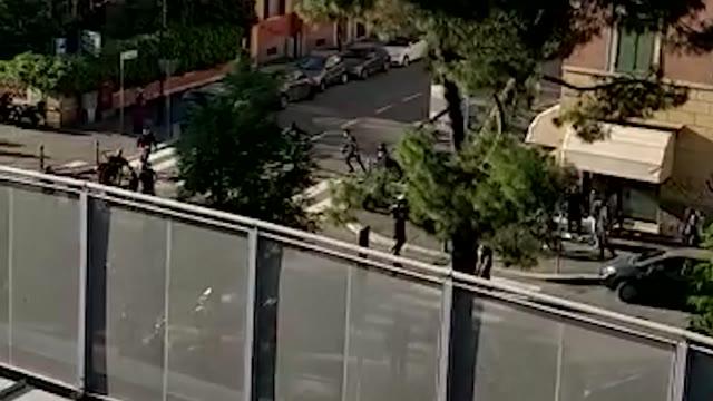 Video: Gli scontri tra gli ultras di Bologna e Varese
