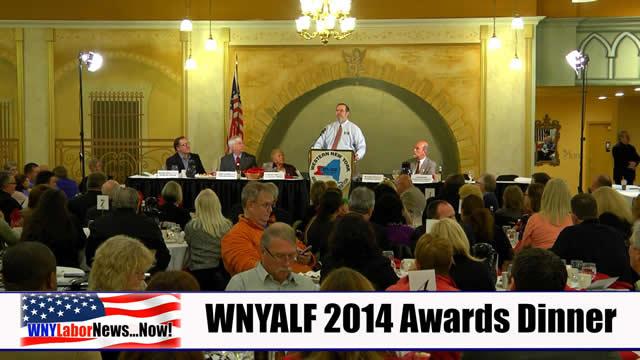WNYALF 2014 Awards Dinner