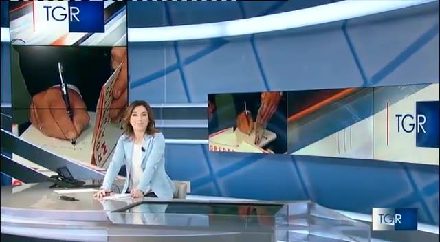 Video: Maroni a Glocal, il servizio del TGR Lombardia