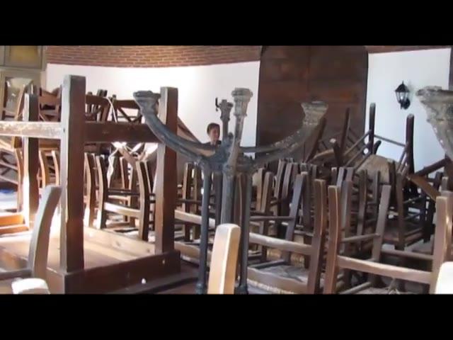 Video: Associazioni al lavoro nel ristorante che fu della 'ndrangheta