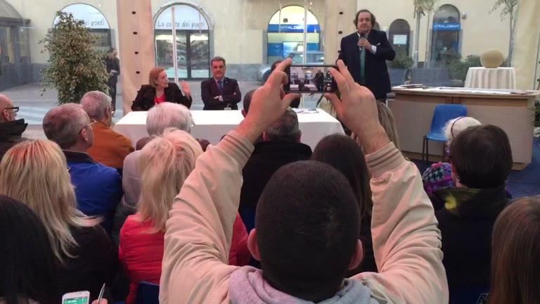 Video: Primarie del centordestra, i candidati si presentano