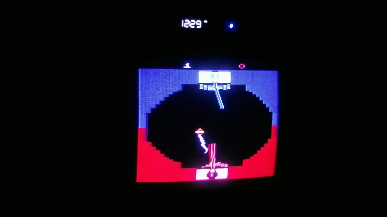 Atari 2600 / VCS - Star Wars: Jedi Arena - NTSC - Game 1, Difficulty B - 3 - Roger 111