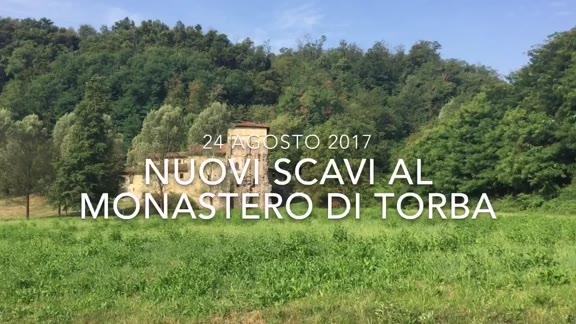 Video: Nuovi scavi archeologici al Monastero di Torba