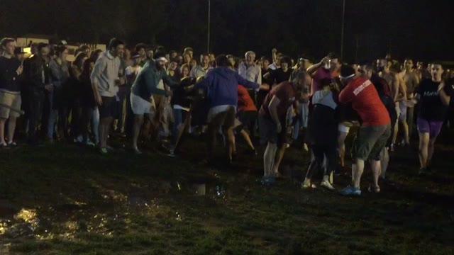 """Video: La""""staffetta"""" della festa del Rugby"""