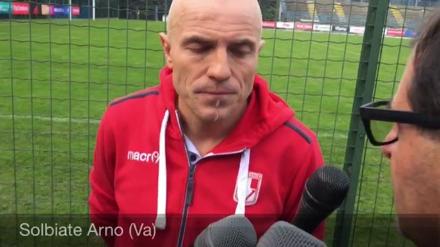 Video: Melosi promuove il suo Varese