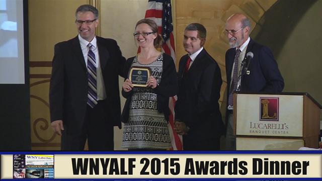 WNYLAF 2015 Awards Dinner