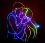 Laser Show per Sorpresa Romantica