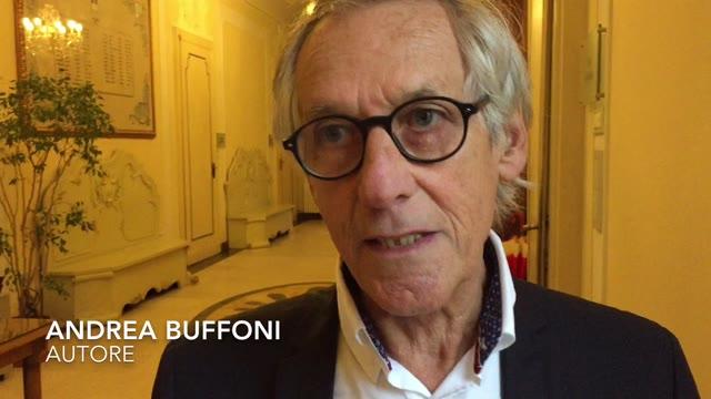 Video: Andrea Buffoni presenta il suo libro
