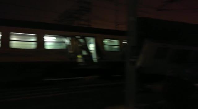 Video: Deraglia un treno tra Pioltello e Segrate, tre morti e dieci feriti gravi