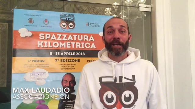 Video: Spazzatura kilometrica 2018