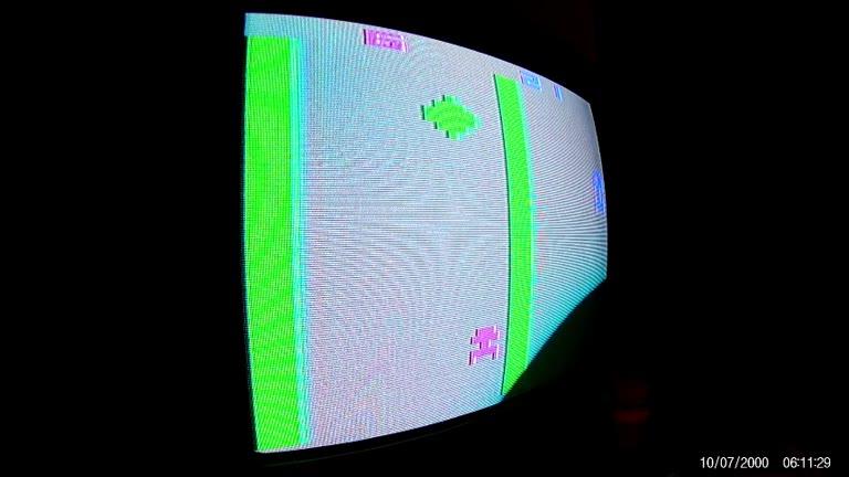 Atari 2600 / VCS - Street Racer - NTSC - Game 13, Difficulty B - 87 - Rudy Ferretti