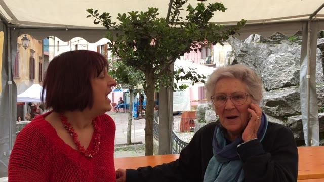 Video: Paola Manfredi intervista Beatrice Carmellini per il progetto Limes- Confini che s'incontrano