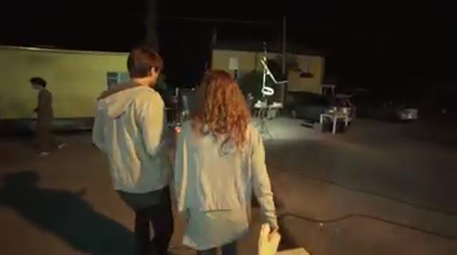 Video: L'ansia del giallo, ultimo giorno di riprese