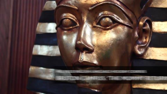 Bruton Campus - 'The Mummy Returns' Disco
