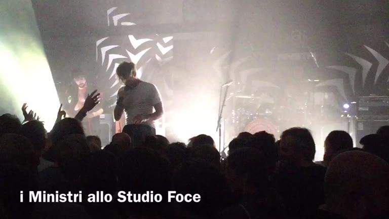 Video: I Ministri allo studio Foce