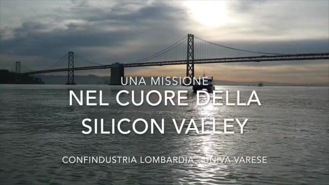 Video: Marco Astuti racconta la missione nella Silicon valley