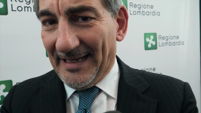 Video: Raffaele Cattaneo neo assessore regionale all'Ambiente