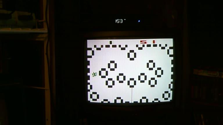 Atari 2600 / VCS - Indy 500 XE - NTSC - Game 04, Difficulty B - 9 - Roger 111