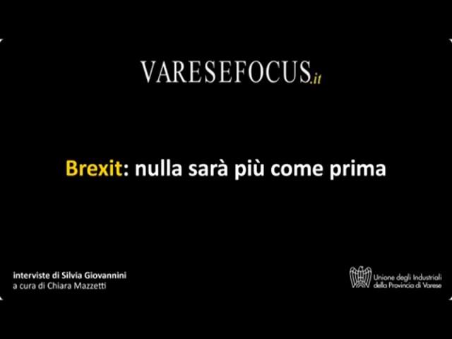 Video: Brexit, niente sarà più come prima