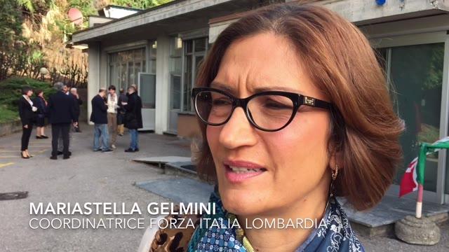 """Video: Mariastella Gelmini al congresso varesino: """"Ripartiamo dai valori per costruire le alleanze"""""""