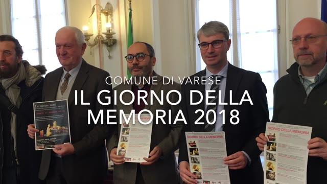Video: Il Giorno della memoria a Varese