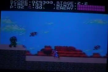 Nintendo Entertainment System - Ninja Gaiden - NTSC - Fastest Purist Completion [TGES] - 16:18.0 - Juan Castellanos