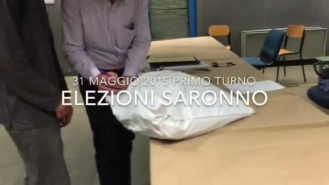 Video: Saronno, ballottaggio tra Licata e Fagioli