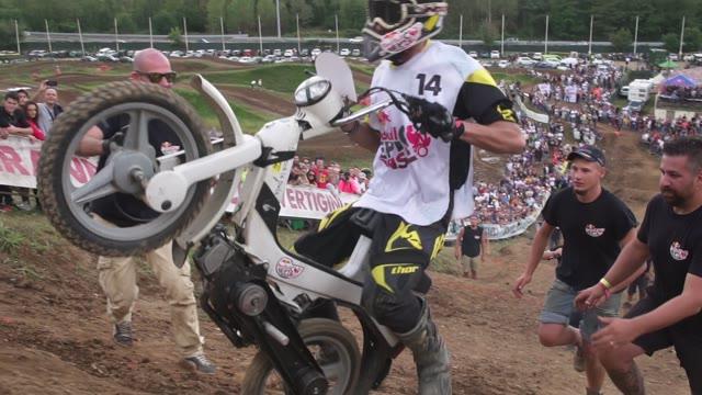 Video: Red Bull Epic Race, spettacolo al Ciglione