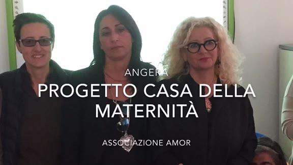 Video: Una casa della maternità ad Angera
