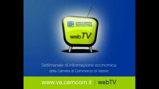 Video: Il TgWeb della Camera di Commercio di Varese