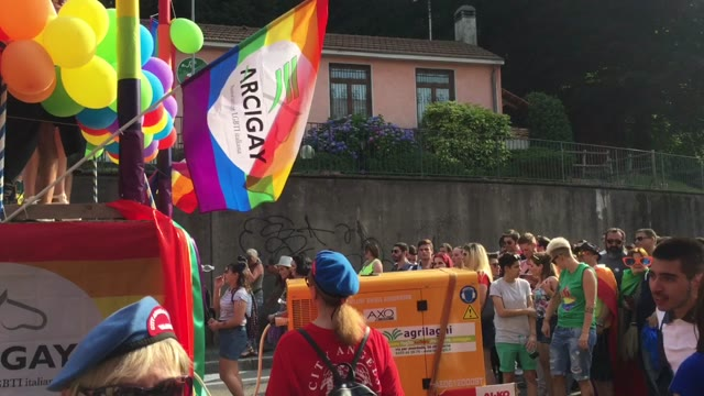 Video: Varese Pride 2018