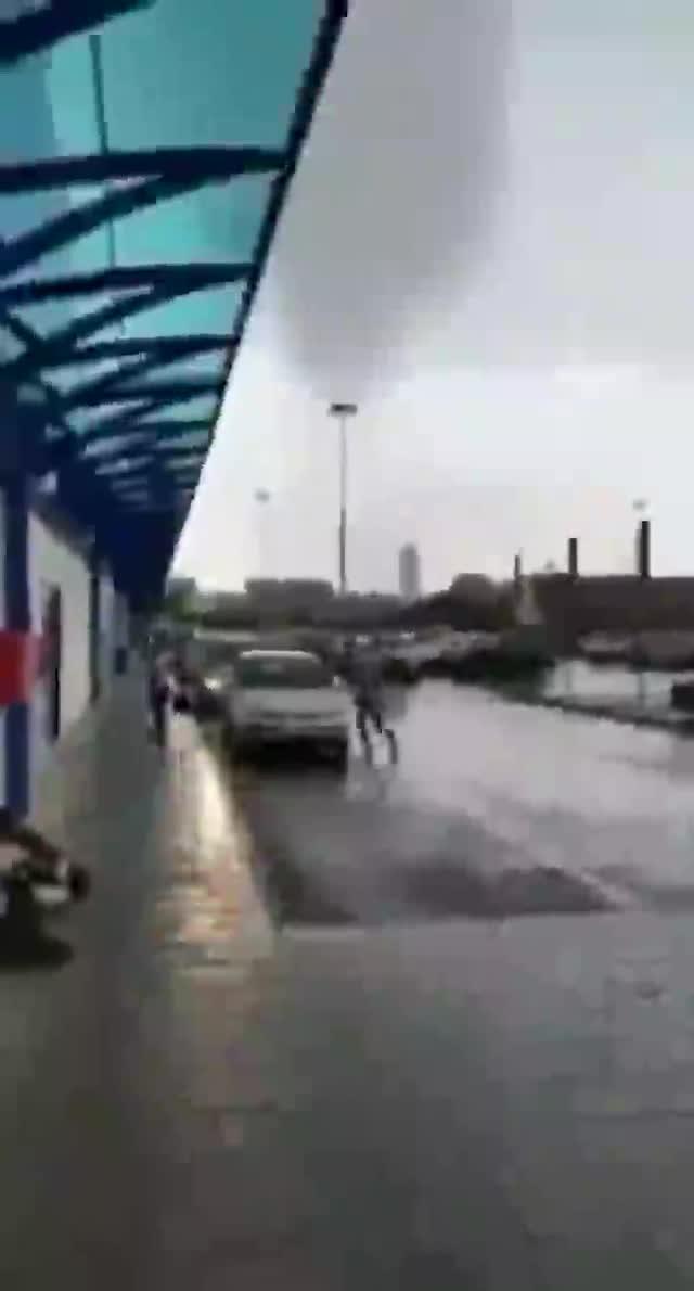 Video: Tromba d'aria nel Veneto – 2