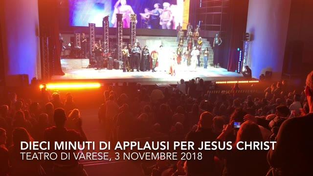 Video: Jesus Christ Superstar, uno spettacolo senza tempo