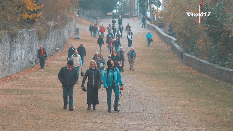 Video: #Ventidinoi al Sacro Monte