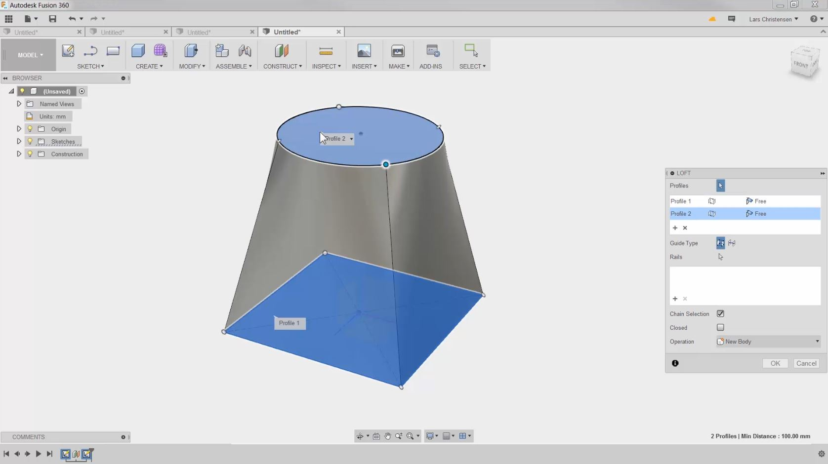 3D Shape Basics in Fusion 360 - CAD Tutorials | ENGINEERING com