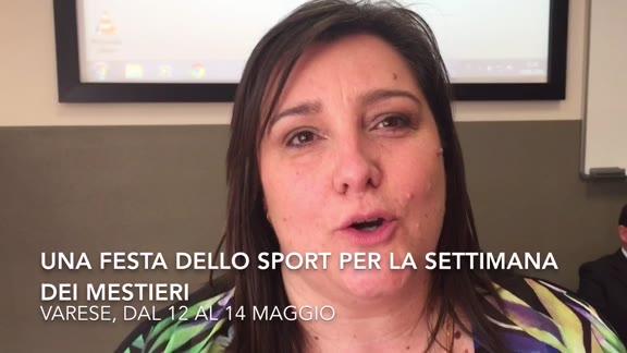 """Video: L'Insubria dedica tre giorni allo Sport """"a 360 gradi"""""""