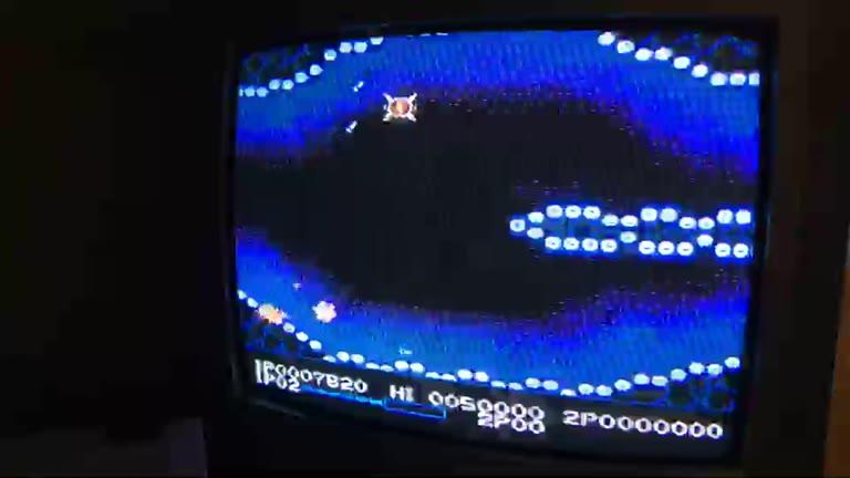 Nintendo Entertainment System - Lifeforce - NTSC - Points - 29,460 - Benjamin Sweeney