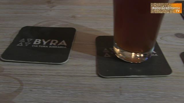 """Video: La birra """"Grano Nero"""" presentata al Byra"""