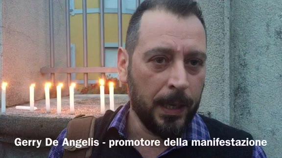 Video: La protesta a Lonate per chiedere le dimissioni del sindaco