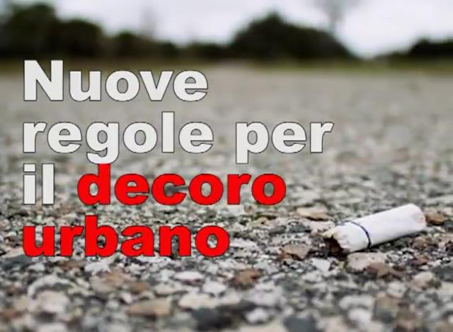 Video: Sigarette e cicche: le nuove regole per il decoro urbano