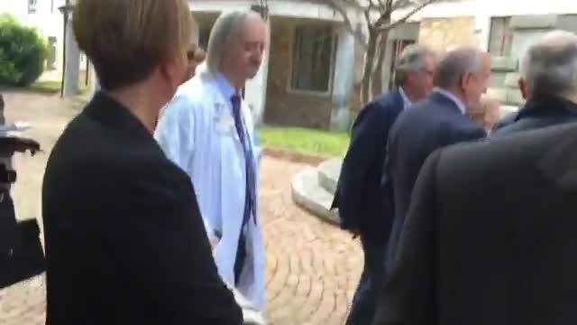 """Video: """"Sui fondi all'ospedale occorre fare chiarezza"""""""